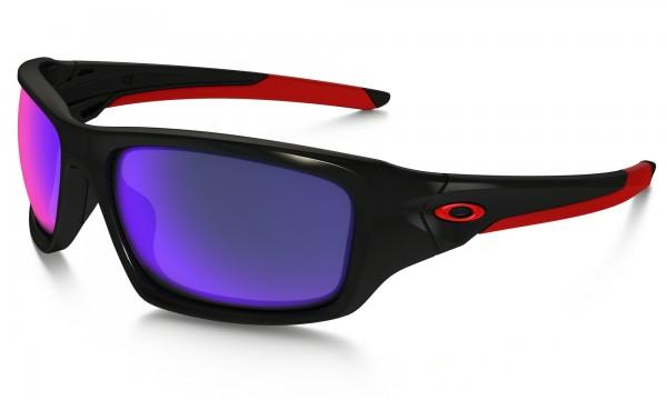 Oakley - Valve - Sonnenbrillen - polished black positive red iridium